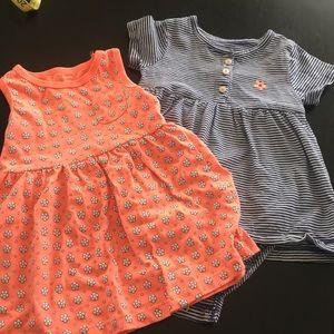 Bundle dresses 18 months